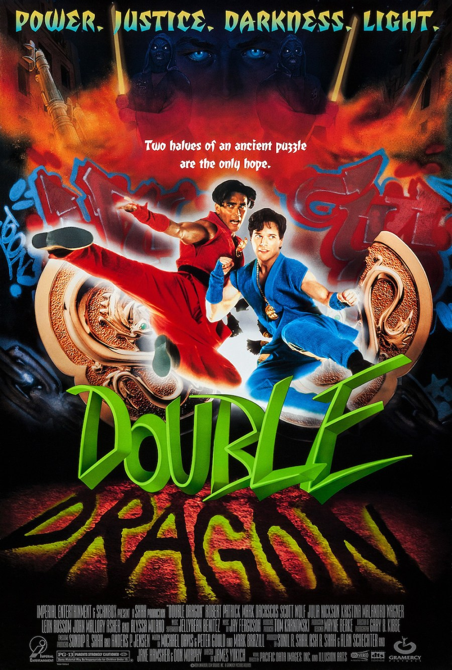 Double Dragon on Selective Memory