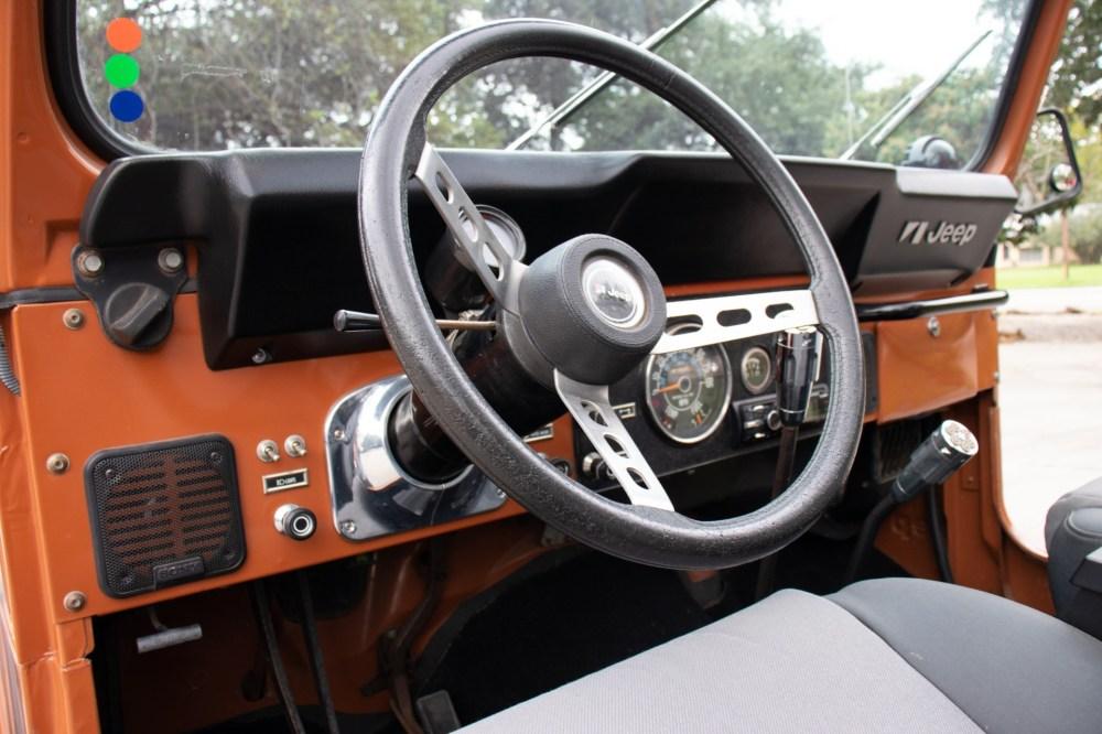 medium resolution of  used 1980 jeep cj 7
