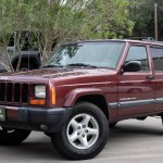 Used 2001 Jeep Cherokee Sport For Sale 12 995 Select Jeeps Inc Stock 554203