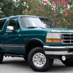 Used 1996 Ford Bronco Xlt For Sale 18 995 Select Jeeps Inc Stock A52858