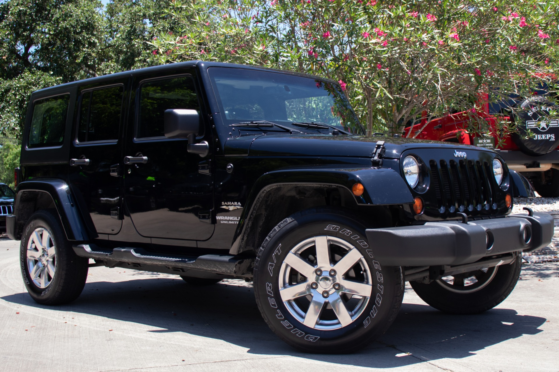 hight resolution of used 2013 jeep wrangler unlimited sahara