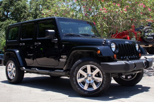 small resolution of used 2013 jeep wrangler unlimited sahara