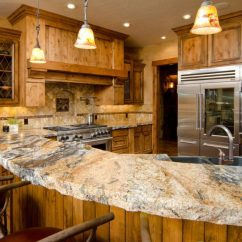 Best Countertops For Kitchen Wire Cart Top Three Comparedselect And Bath