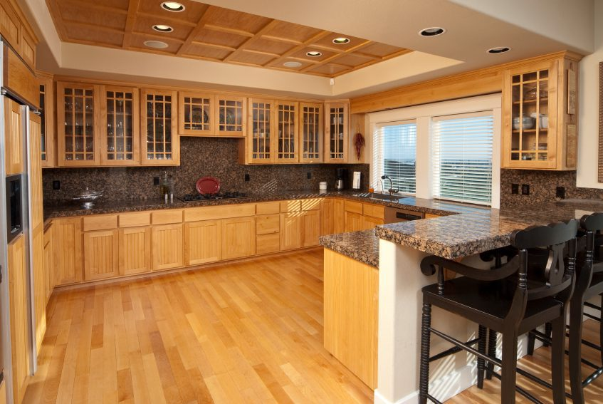 wood flooring for kitchen country lighting archives select and bathselect bath resurgence of hardwood floors in virginia kitchens
