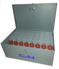 Portable Key Storage: Lund Portable Key Case