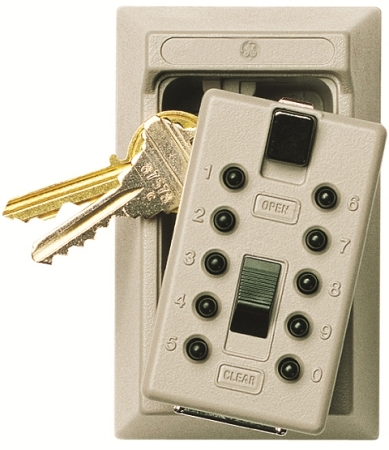 Key Lock Box Kidde Key Safe S5 Permanent Key Lock Box