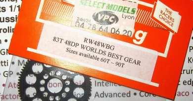 Couronnes touring wbg rw en 48dp