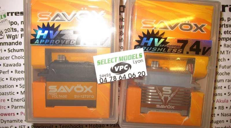 savox sb2282sg et sv1273tg