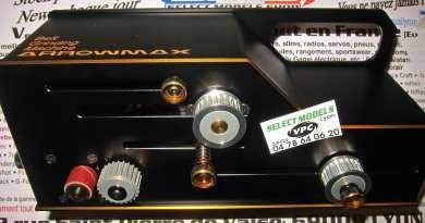 Machine à courroie Arrowmax