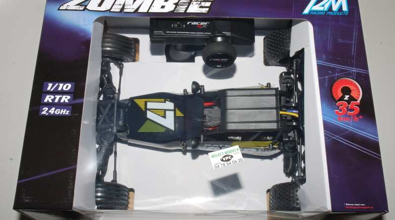 Pirate zombie rtr 2wd