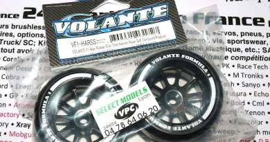 Volante VF1-HARSS rear Hyper soft