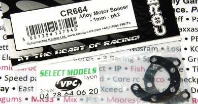 espaceur moteur alu core rc
