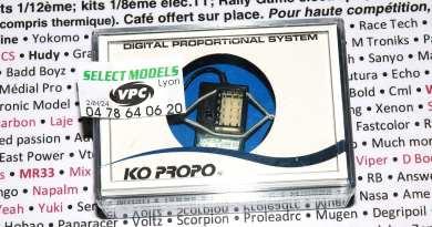 Récepteur KO kr-418fh 2.4GHz