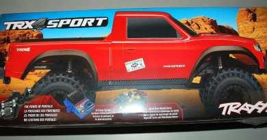 Trx4 sport Traxxas