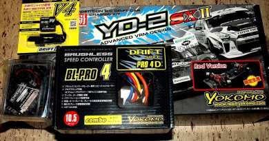 YD-2 SXII red+ensemble complet drift