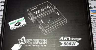 Chargeur AR1 500w