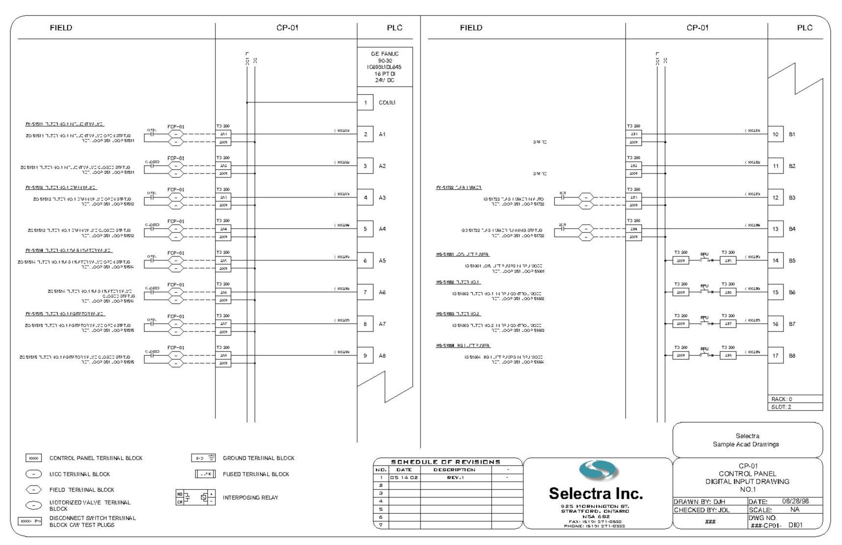 plc control panel wiring diagram yamaha r6 schematic 20 images