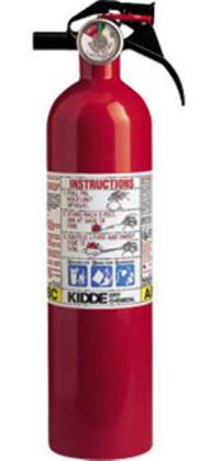 kidde kitchen fire extinguisher small ceiling fans bc garage 10b c 466141