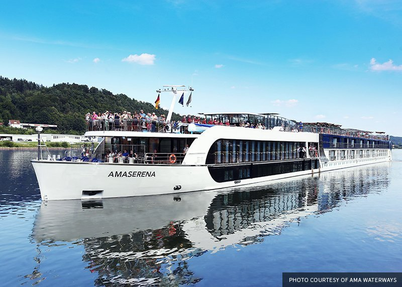 STARTING A RIVER CRUISE COMPANY