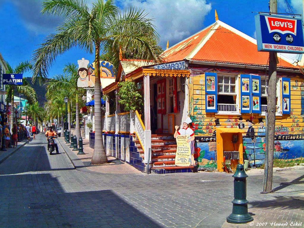 St Martin Family Yacht Charter Vacation Philipsburg
