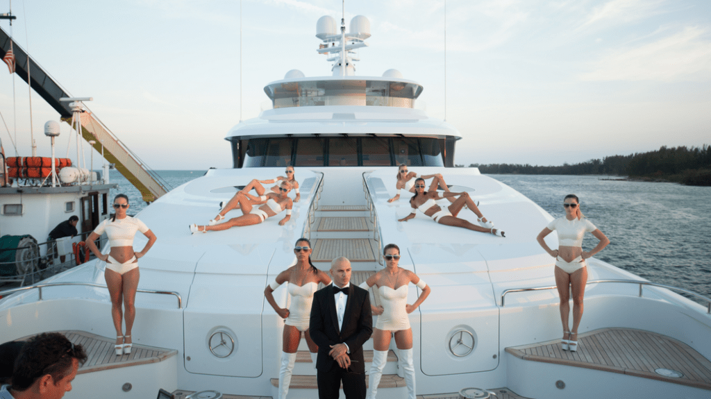 Arianna Luxury Charter Yacht Video Still 1 Select Yachts