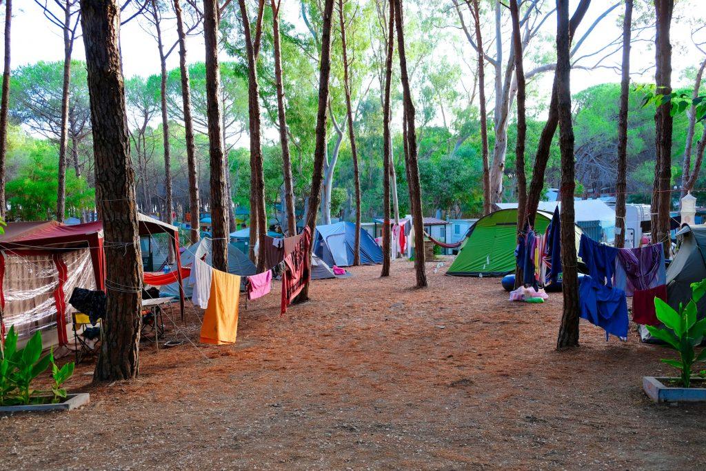 Selema Camping  SLucia  Il tuo Campeggio in Sardegna