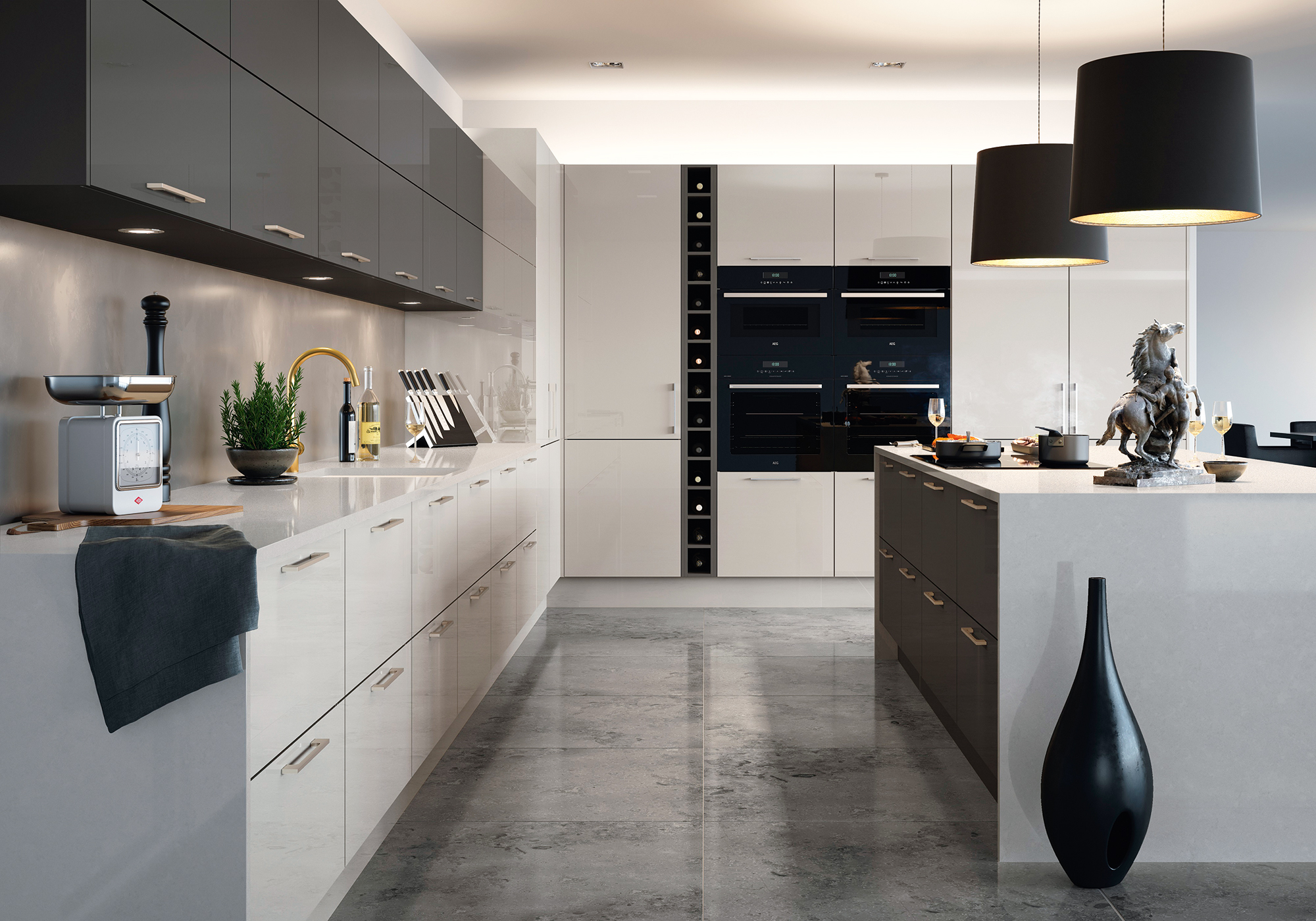 kitchen cost seat covers design costs build it with a white and grey palette