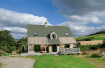 Sustainable Eco Houses Inspire Project - Build