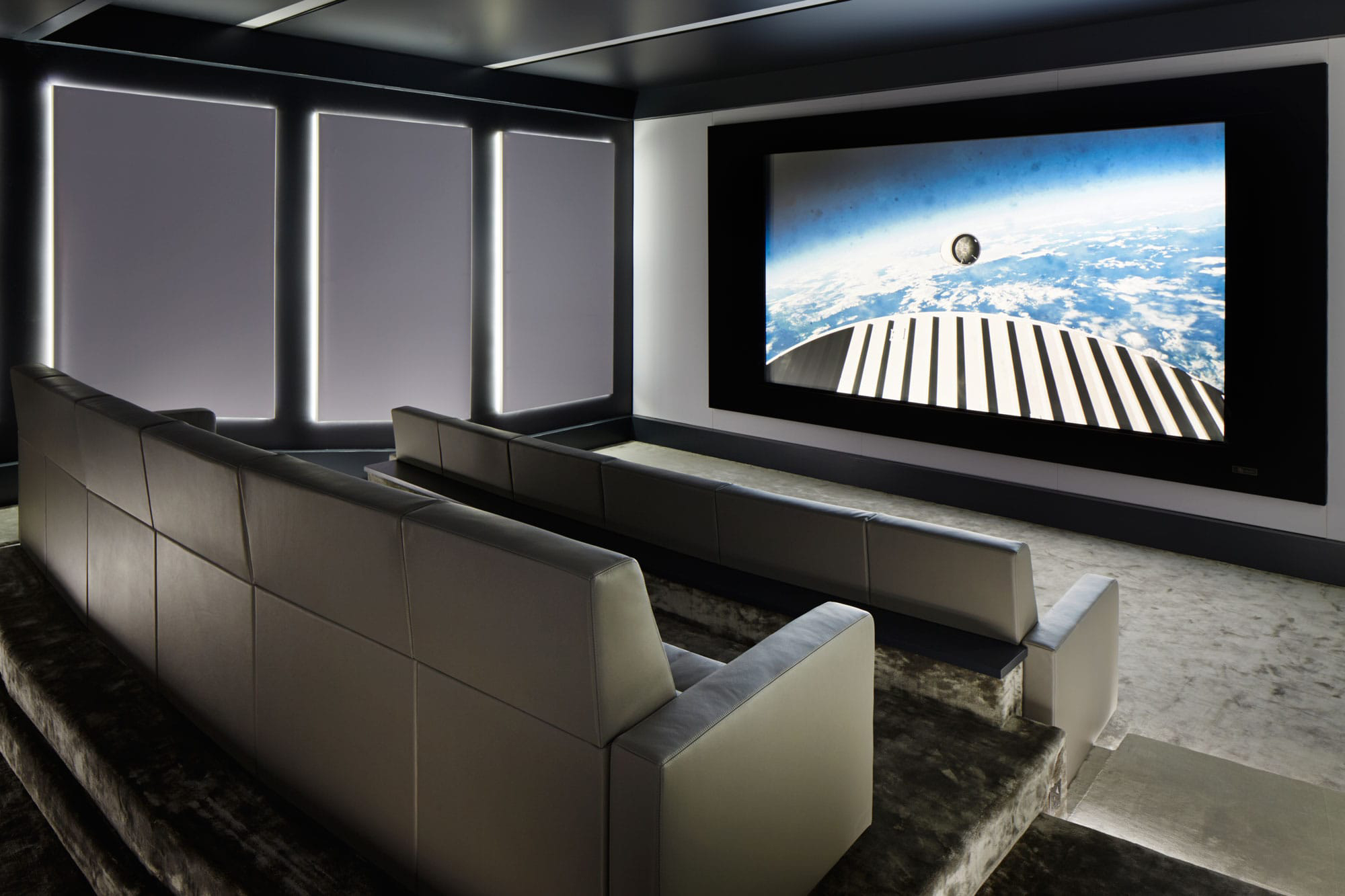 Home Cinemas From Iq Furniture Build It