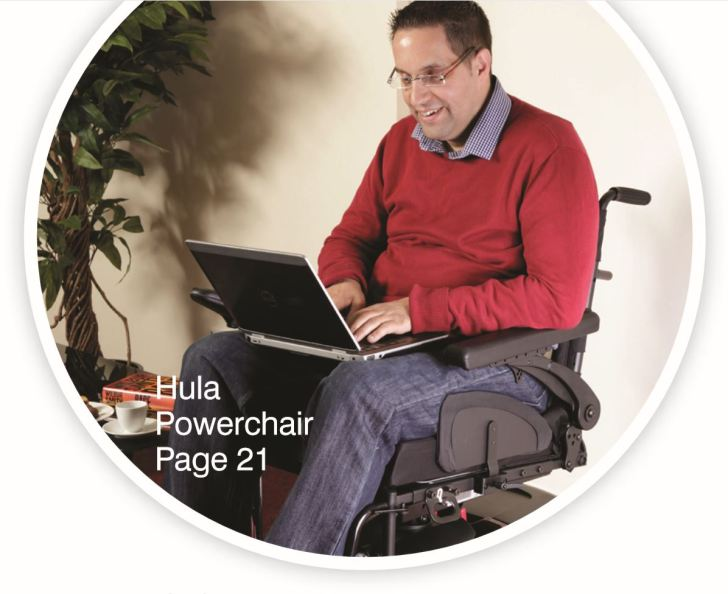 Powerchairs by Selfsure