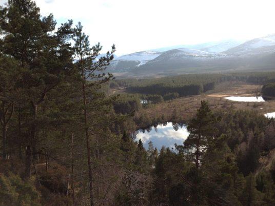 Uath Lochan Lochs Walk