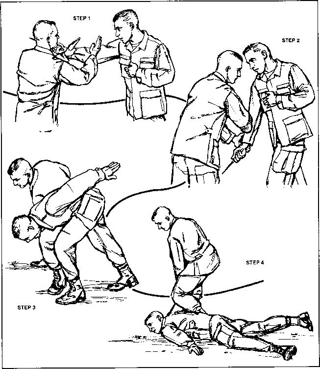Mma Moves Techniques