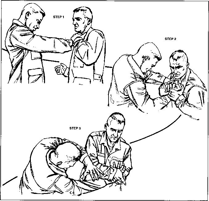 krav maga wrist lock Gallery