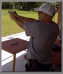Basic Firearms Training Alabama | NRA and GLOCK Certified
