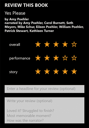 audible review 2019 is