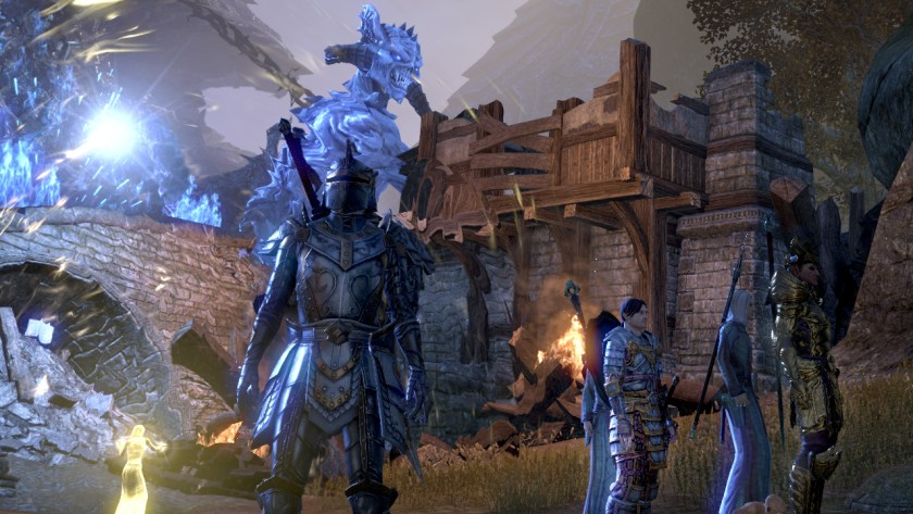 Attempting to stop the Planemeld in The Elder Scrolls Online