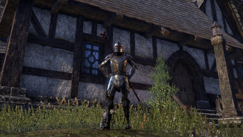 Captain Margaux's Place in The Elder Scrolls Online