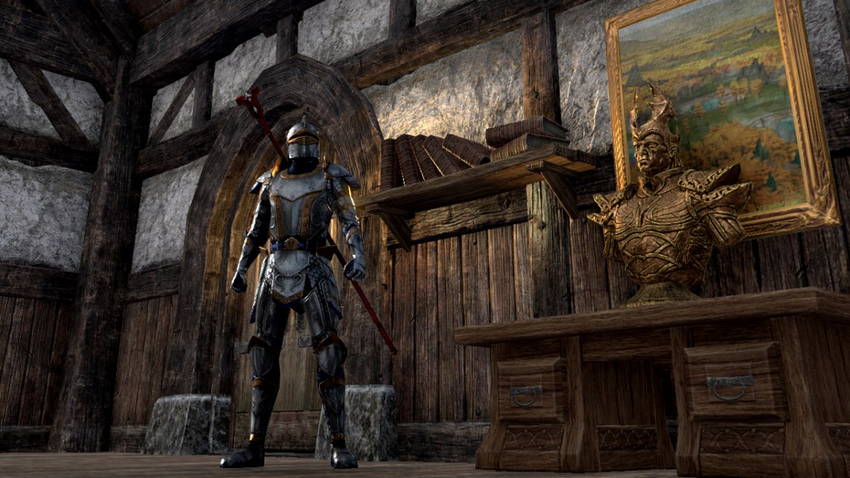 Captain Margoux's Place in The Elder Scrolls Online