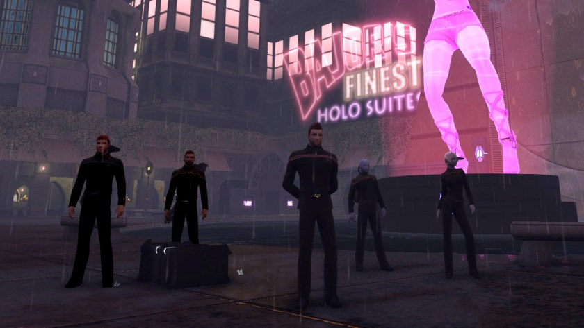 Mirror Bajor in Star Trek Online