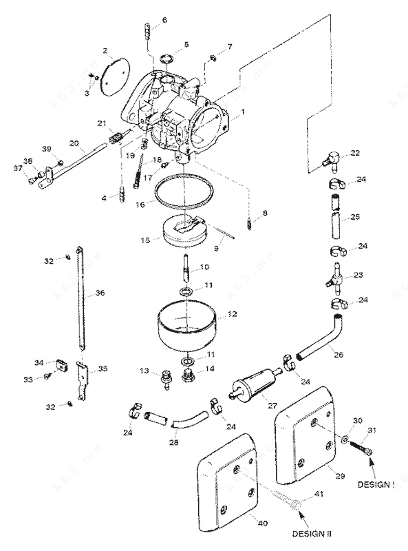9 Johnson Outboard Throttle Parts. Diagram. Wiring Diagram