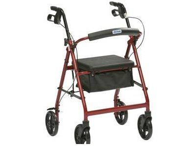 Walker Or Crutches For Non-Weight Bearing   Self Health Care
