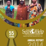 Cover photo of 2014 Annual Report