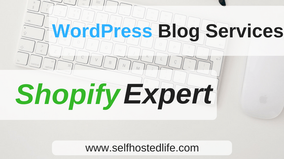 Shopify expert and wordpress expert