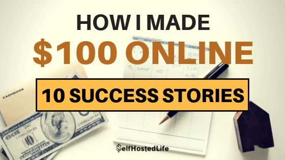 10 Success stories of How to make money blogging for beginners