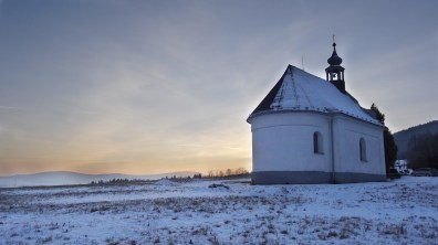 Chapel of the Holy Trinity in Vysoká