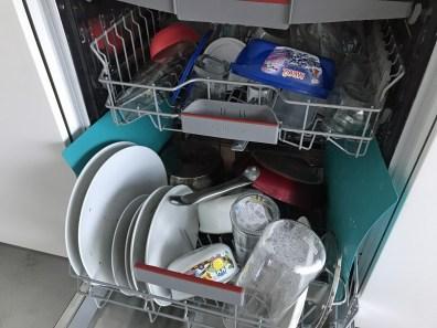 Špinavé nádobí