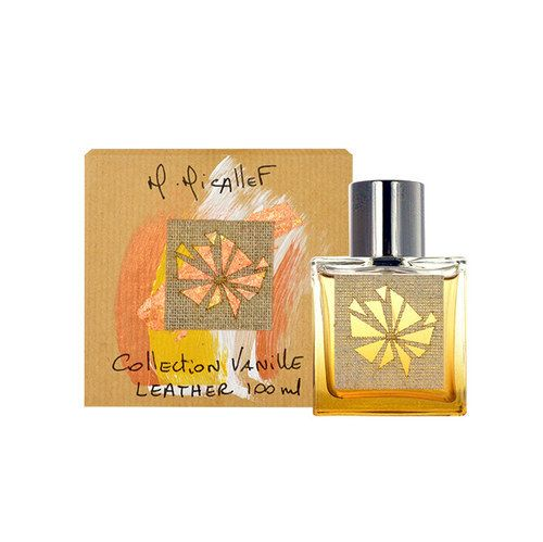 M.Micallef Collection Vanille Leather Cuir