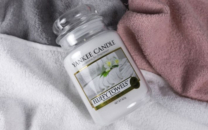 Yankee Candle Fluffy Towels