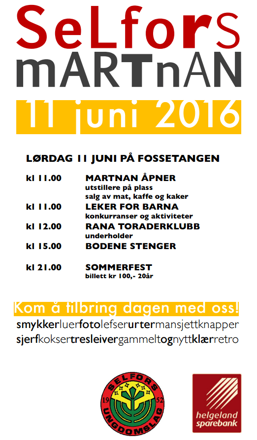 Plakat for Selfors