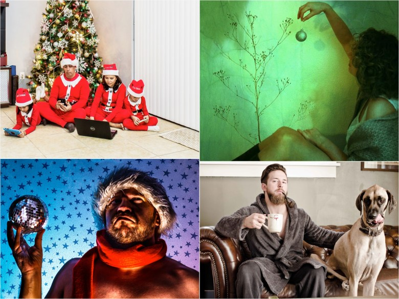 December Self Portrait Challenge Winners